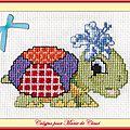 Échange ATC (Tortue) Chez Malina Marie Claire [Calypso] pour Marie de Clessé [1]