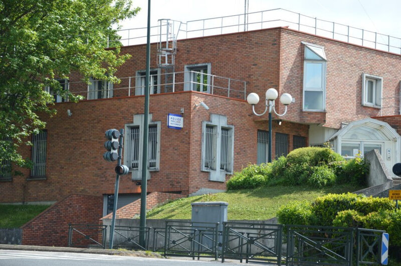 Les quatre individus sont actuellement en garde à vue au commissariat de Chelles. (©La Marne)