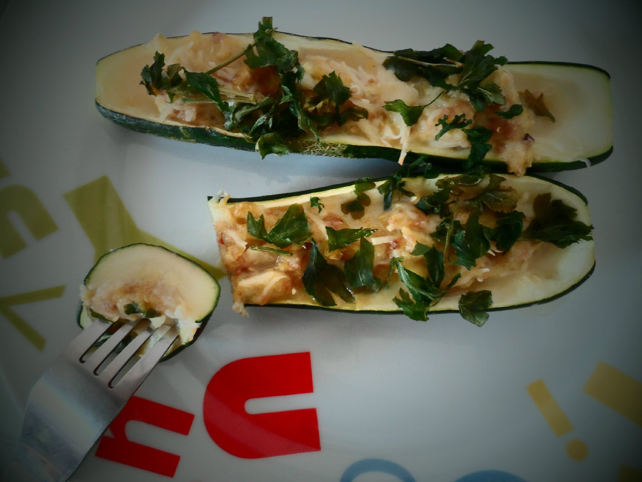 COURGETTES A L'ITALIENNE