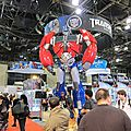 Le stand Transformers