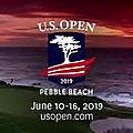 US OPEN 2019 PEBBLE <b>BEACH</b>