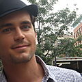 White Collar film set, July 19th