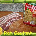 Rat goûtant ( cuisine d'entretien pour petits bedons )