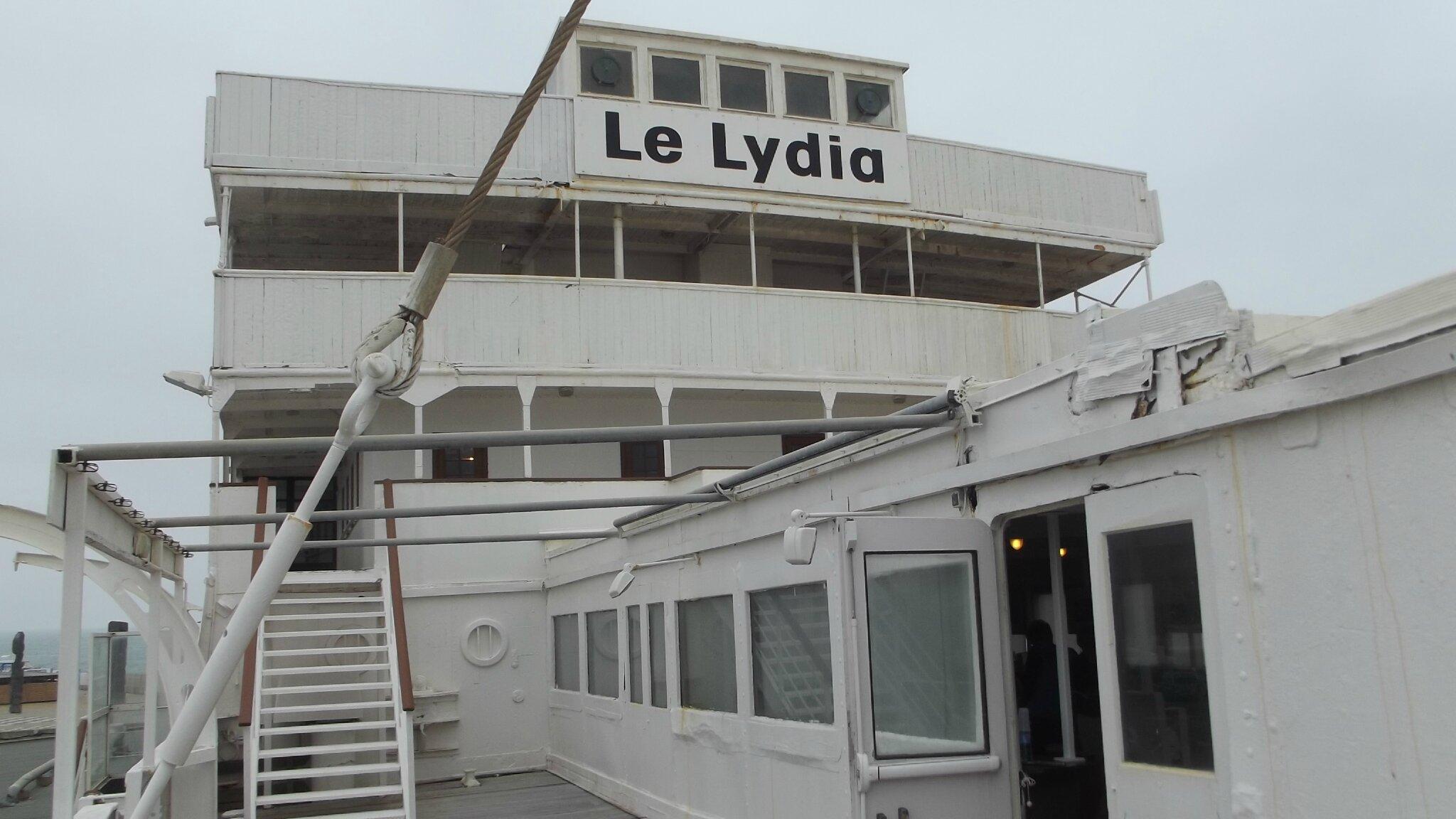 """2ème Salon du Livre """"Le Barcalivre"""" sur Le Lydia à Port-Barcarès"""