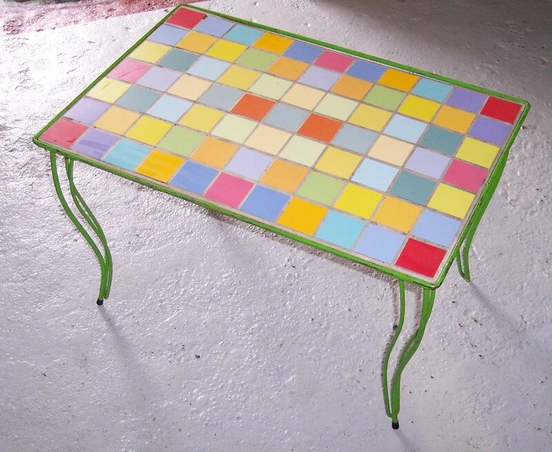 table damier
