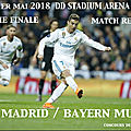 Real Madrid ~ Bayern Munich