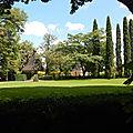 Les jardins du manoir <b>d</b>'eyrignac