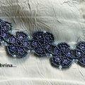 bracelet Raspberry ice