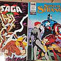 Arrivage Occasion VF Special Strange / <b>Saga</b> X-Men