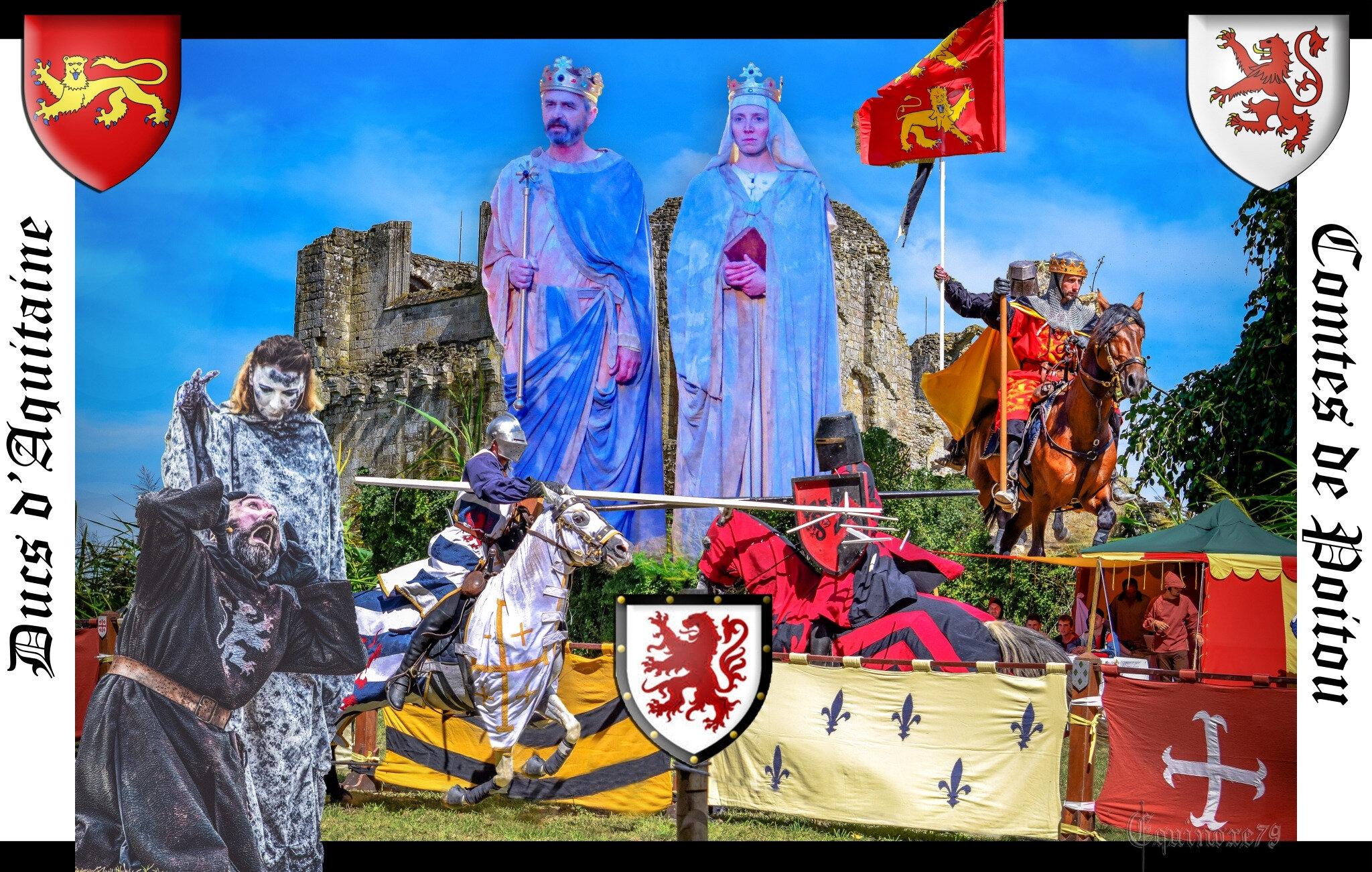 La Conversion de Guillaume X d'Aquitaine, Mariage de Louis VII le Jeune, futur roi de France avec Aliénor de Guyenne