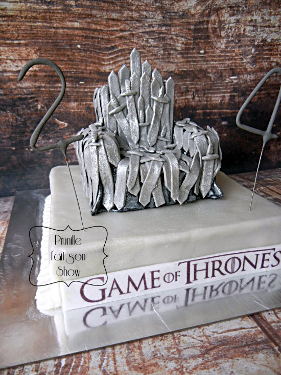 gateau game of throne prunillefee 8