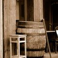 Terrasse de bar ...