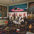 The eccentric collection of Ted Scapa @ the Museum <b>Tinguely</b>, Basel.