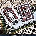 Deux cartes par Erika