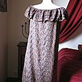 août 2011 robe burda