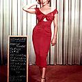 Magenta Dress - The Niagara dress