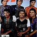 Michael and the jacksons get ready for tour - jet, 21 mai 1984