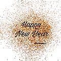 Bonne année 2017 !!!! 🍸