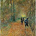 Monet, la chasse