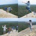 ils volent.... (dune de Pyla, avril 2007)