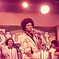 The Jackson 5 à <b>Manille</b> (Philippines) en février 1976