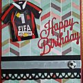 Anniversaire football