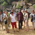 voyage des 9 membres de l'ARJB au Burkina du 7 au 18 fév. 2009