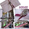Trousse Sophie
