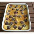 The one and only clafoutis !