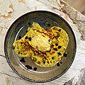...L'<b>omelette</b> sucrée tornado de Cyril Lignac, Tous en cuisine...