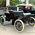 Oldsmobile type R curved dash runabout de 1901 (34ème Internationales Oldtimer meeting de Baden-Baden) 01