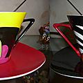 Duo de tasses à café