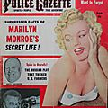 Police Gazette (usa) 1956