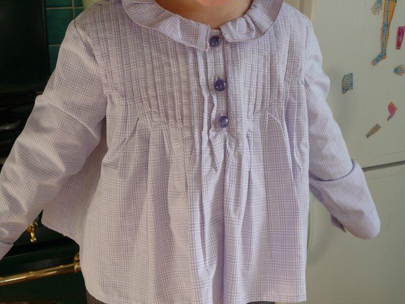 chemise violette et ensemble fraise 002