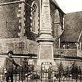 EPPE-SAUVAGE-Le Monument aux morts