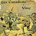 Les <b>Canadiens</b> à Vimy