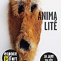 Animalité, à l'Espace d'Art Chaillioux de Fresnes (94)