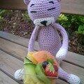 Kalinette aime les fruits