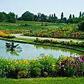 La fête foraine de noël, au parc floral, divertira toute la famille