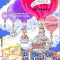 Le dessin de la NEWSLETTER LYON ENTREPRISE(semaine du 12 Avril)