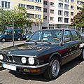 BMW E28 520i berline 1984