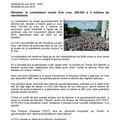 Courrier picard du 25/06/2010