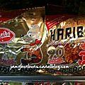 Découvertes allemandes ; <b>Haribo</b> , Milka , Danone, &Co