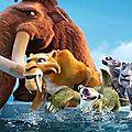 L'age de glace 4: vive les valeurs sures de l'animation!!