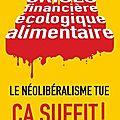 Le néolibéralisme, crime contre l'humanité