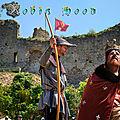 La légende de robin des bois (robin hood), jean sans terre et richard cœur de lion