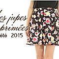 On aime les imprimés sur nos jupes d'été 2015 ! ♥