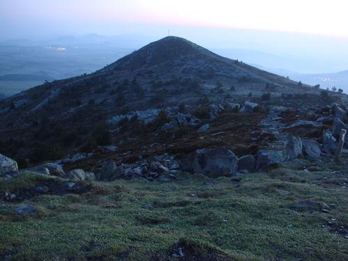 2008 05 23 Le sommet du Mont Mézenc