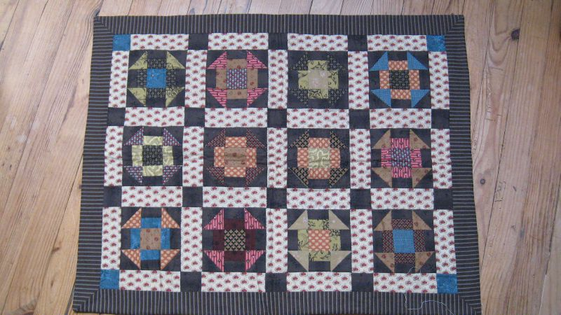 Les Barettes Quilting Bee
