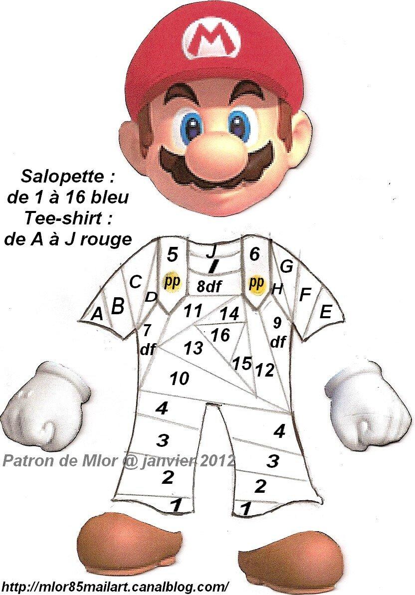Patron Mario
